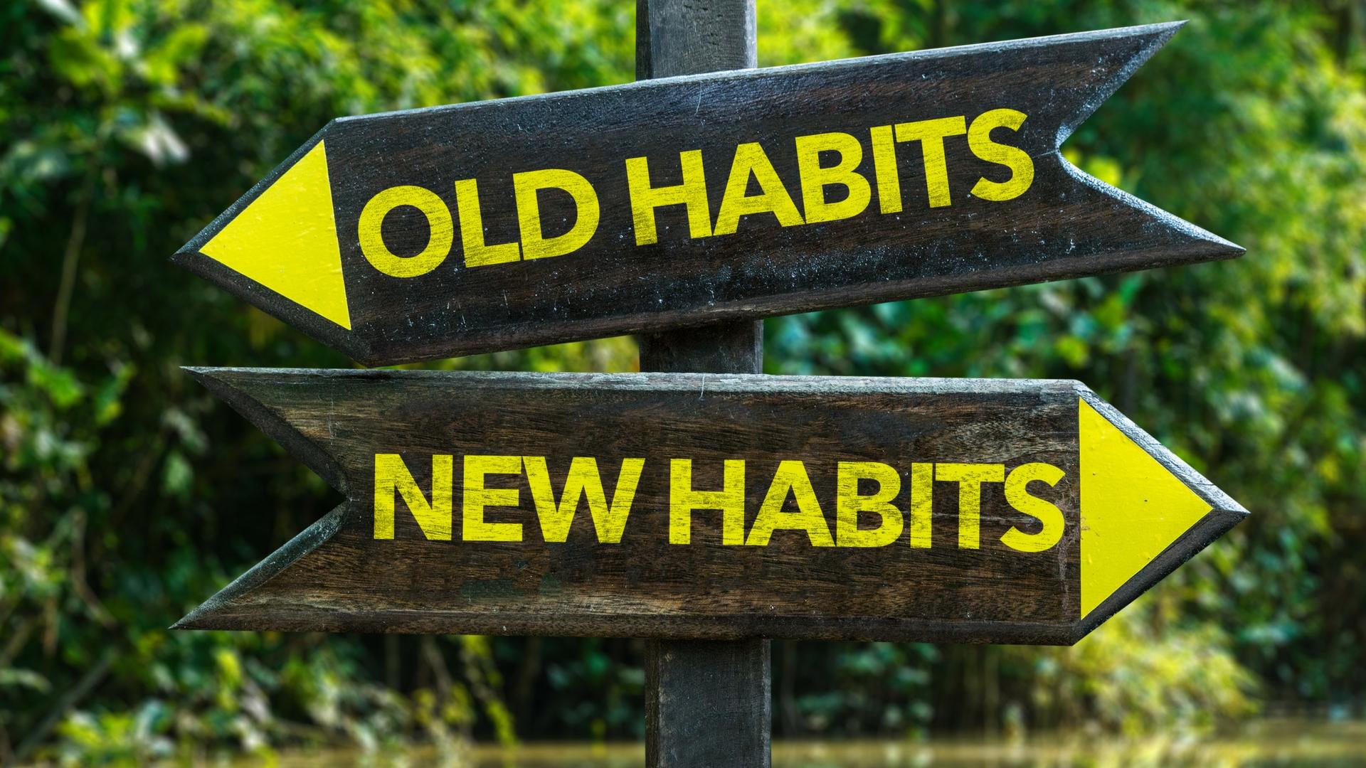 Erfolgreich neue Gewohnheiten etablieren – diese Tipps helfen